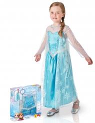 Elsa Frost™ kostume til piger - luxe