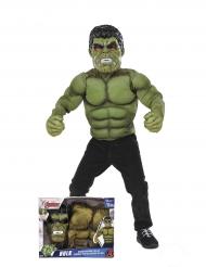 Hulk™ kostume med maske til drenge