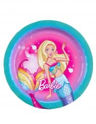 Barbie Dreamtopia™ paptallerkener 8 stk