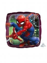 Lille Spiderman™ aluminiumsnballon 23 cm