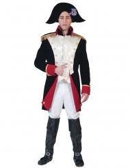 Napoleons soldat kostume til voksne