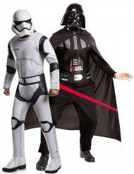 Star Wars™ parkostume Darth Vader og Stormtrooper