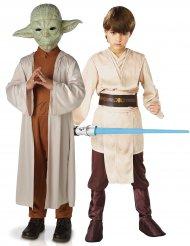 Yoda & Jedi Star Wars™ parkostume til børn