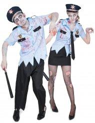 Halloween parkostume zombie
