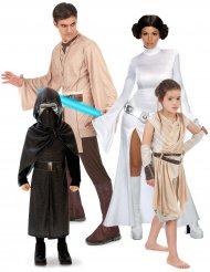 Star Wars™ gruppekostume til hele familien