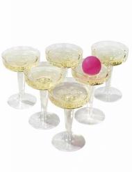 Champagne pong kit