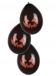 Halloween balloner med græskar 25 cm