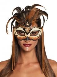Voodoo maske til voksne