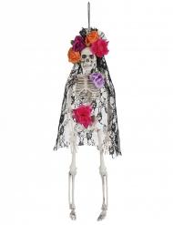 Dia de los Muertos skelet - Halloween pynt