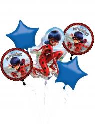 Ladybug™ ballon sæt 5 stk