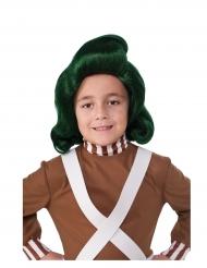 Oompa Loompa™ Charlie og chokoladefabrikken™ paryk barn