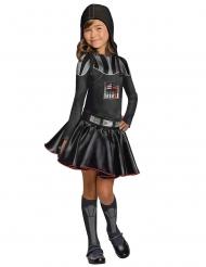 Darth Vader kostume til piger - Star Wars™