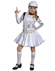 Stormtrooper Star Wars™ kostume pige