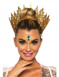 Dronning Krone Guld til voksne