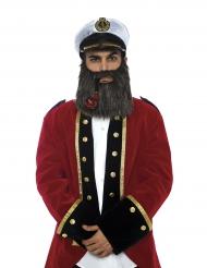 Kit kaptajn tilbehør marine luksus voksen