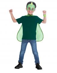 Geggo™ kit med maske og kappe til børn