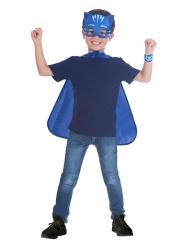 Kattedreng™ kit med maske og kappe til børn