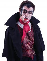 Gennemsigtig vampyrmaske til voksne