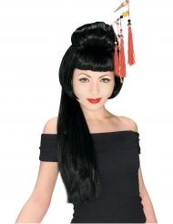 Lang geisha paryk til kvinder