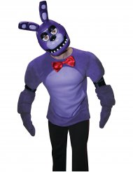 Bonnie™ halvmaske Five nights at Freddy´s™