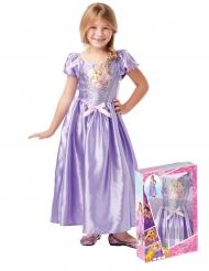 Prinsesseboks med Rapunzel kostume til piger
