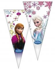 10 stk slikposer med prinsesserne fra Frost™ 30x60 cm
