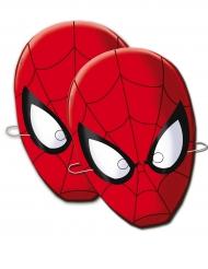Spiderman™ papmasker 6 stk