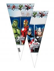 Avengers™ slikposer 6 stk.