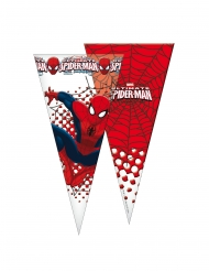 6 stk slikposer med Spiderman™ 20x40 cm