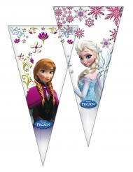 6 stk slikposer med Elsa og Anna 20x40 cm - Frost™