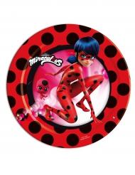 Små Ladybug™ tallerkener 8 stk