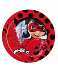 Ladybug™ tallerkener 8 stk
