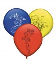 Avengers™ balloner 8 stk
