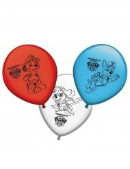 Paw Patrol™ latex balloner 8 stk