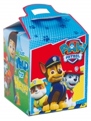 Paw Patrol™ gaveæske i pap 9.5x9.5x11 cm
