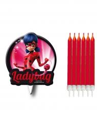 Fødselsdagslys med Ladybug™