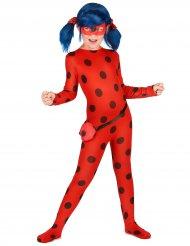 Mariehøne kostume til børn