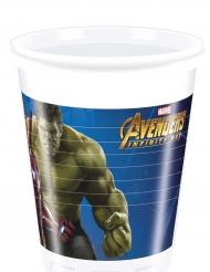 Avengers Infinity War™ plastikkrus 200 ml
