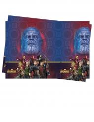 Plastikdug med Avengers Infinity War™ 120x180 cm