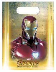 Avengers Infinity War™ gaveposer 6 stk