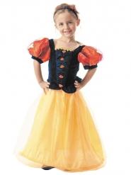 Æble prinsesse kostume til piger