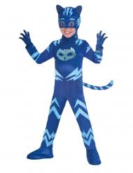 Kattedreng kostume med hætte til børn - Pyjamasheltene™