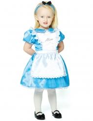 Alice i eventyrland™ kostume til små børn