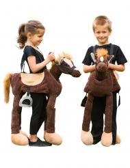 Pony kostume til børn