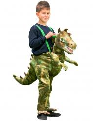 Dinosaur kostume til børn