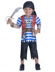Mr. Fræk - Lille piratkostume til drenge