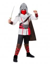 Assassin ninjakostume til drenge