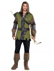 Skovens ridder kostume til voksne