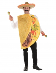 Tacos kostume til voksne
