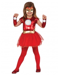 Kostume Iron Lady™ Avengers™ tylskørt pige